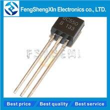 100 pcs/lot BC550B BC550 TO-92 transistor