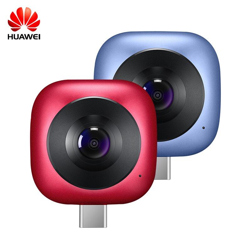 Huawei 360 Panoramic Video Camera Android Sports Envizion 3D Live Motion Wide Angle Lens HD VR Camera Mobile Phone External enlarge