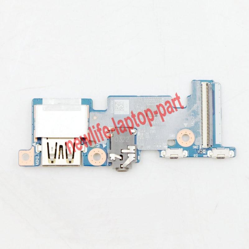 الأصلي لينوفو xiaoxin Pro-13ITL 2021 S540-13ITL السلطة بوتون USB الصوت IO مجلس اختبار شحن مجاني