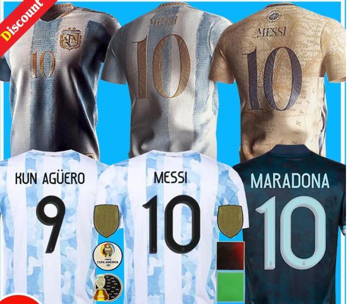Camiseta da copa do mundo da lembrança ¿futebol da argentina messi aniversário...