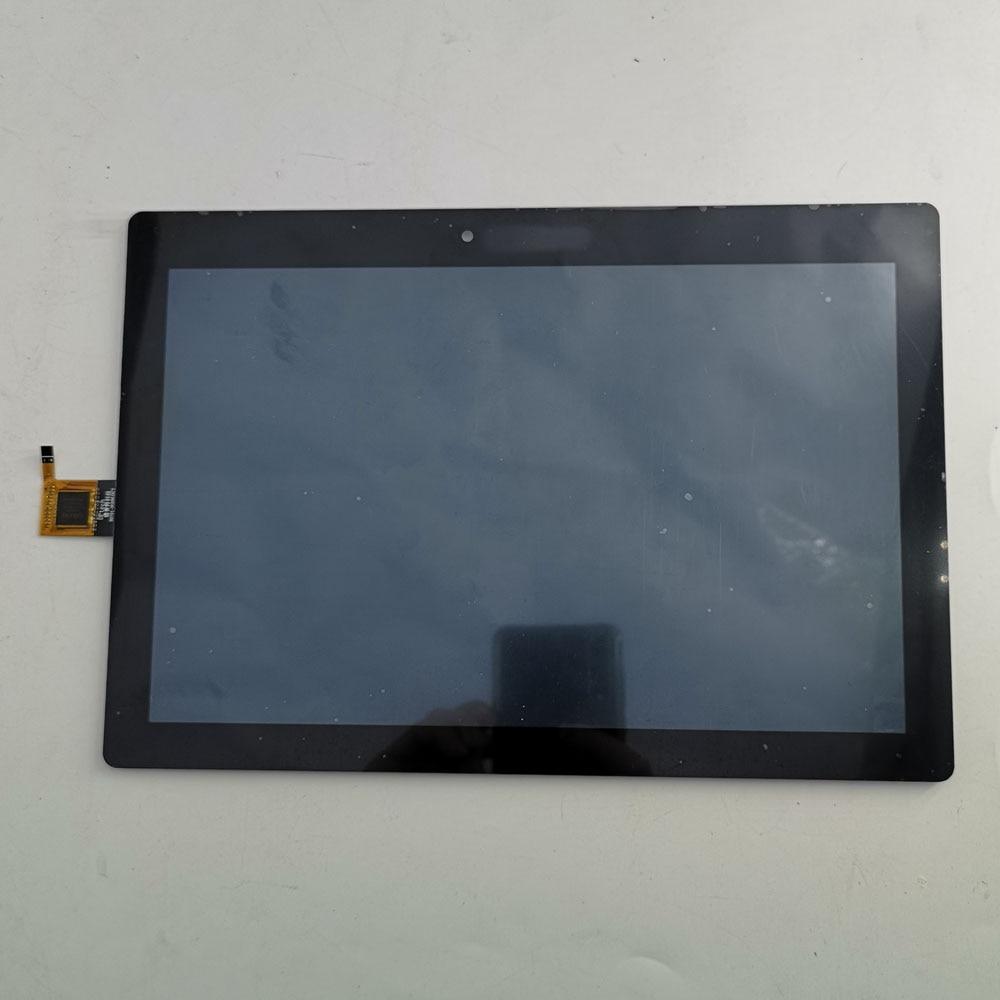 "10.1 ""Para Lenovo Tab 3 10 Plus TB-X103F TB-X103 TB X103 Display lcd Matriz LCD Painel Digitador Da Tela de Toque montagem"