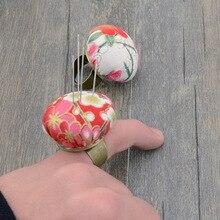 Kit de couture coussins à aiguilles 1 pièce   Bricolage en forme de boule, aiguilles, Kit de couture, fournitures de couture à domicile, couleur aléatoire