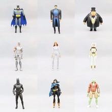 High quality Batman steel WONDER WOMAN model toy ornaments limb joint movable character model