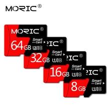 Free adapter Moric 256GB  Memory Card  Class 10 carte sd memoria Micro SD Card  128GB 64GB 32GB 16GB