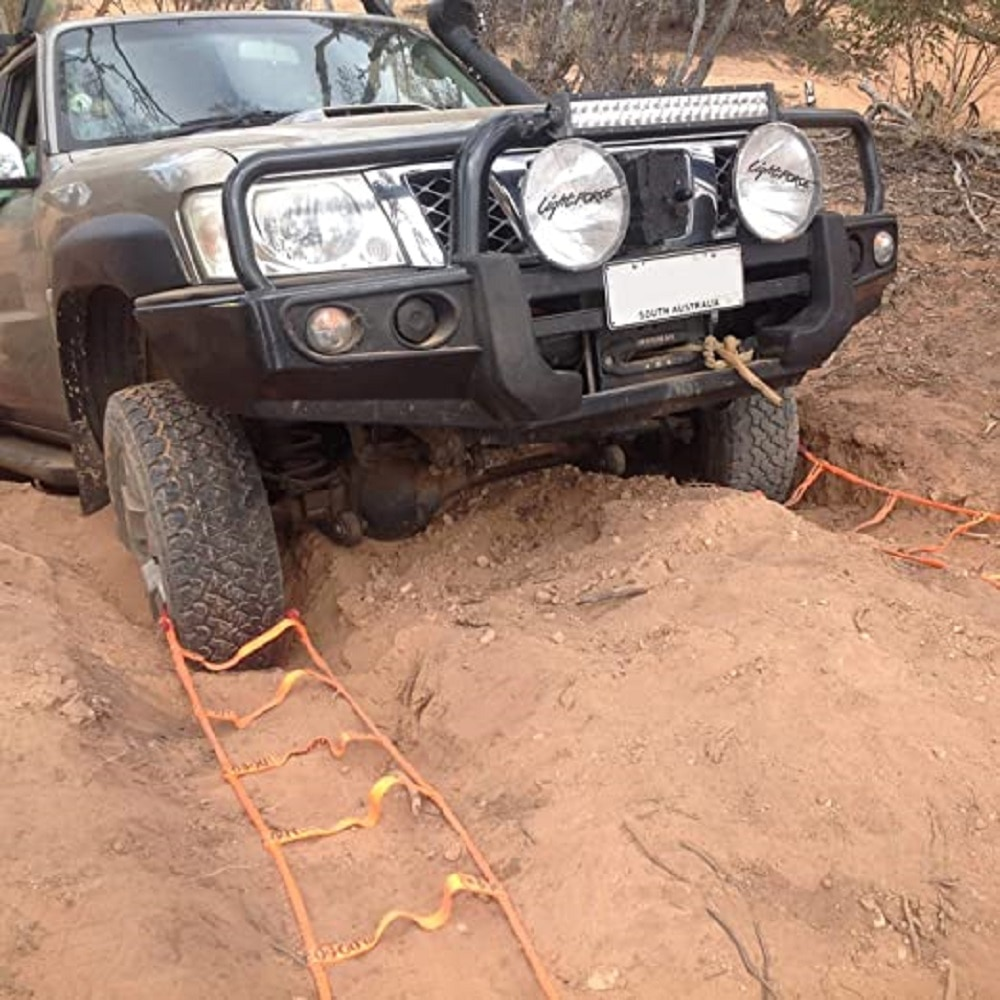 Car Emergency Trailer Rope 4x4 Recovery Gear For Off Road Winch Towing Ropes Survival Tools Muddy Ro