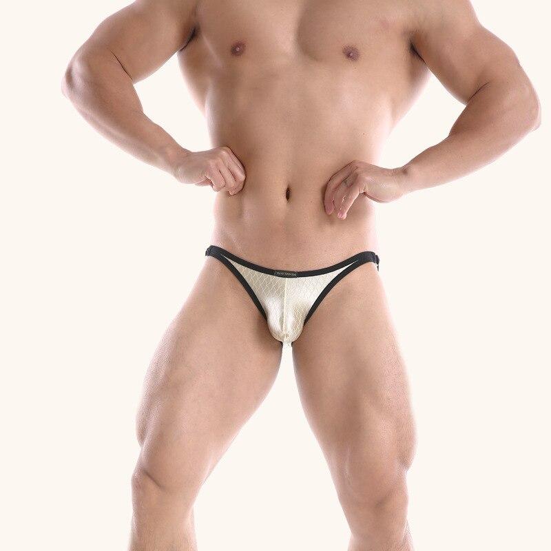 Ropa interior sexy para hombres Bikini Ropa interior para hombres Escamas de...