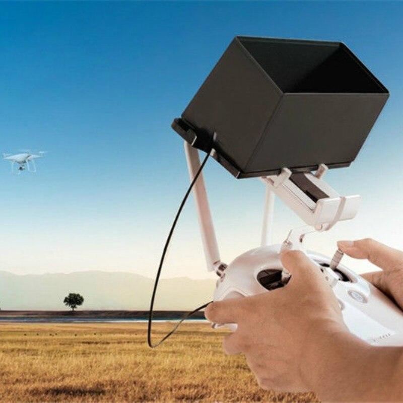 Cubierta solar para pantalla de teléfono inteligente PGYTECH para control remoto para Zoom DJI Mavic 2 Pro en Stock