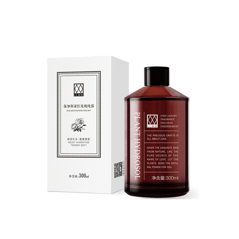LLMW 300ml High Moisturizing Hydrosol Multifunction Pure Dew Naturial Essence Water