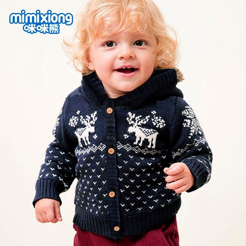 Suéter de punto para bebé invierno chaqueta para Recién Nacido suéteres para niños pequeños chaquetas con capucha niños botón Arriba otoño bebé niñas abrigo