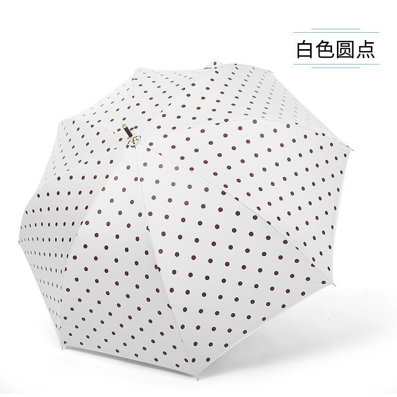 Luxury Umbrella Long Handle Large Windproof Adult Umbrella Wind Resistant Strong Fashion Paraguas Grande Rain Gear BG50RG enlarge