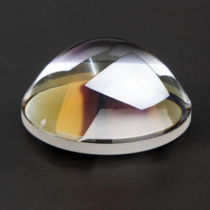 1 ud. 35mm diámetro B270 Focal óptico longitud 21,6mm Diouble convexo superficie esférica condensación lente de vidrio elemento óptica