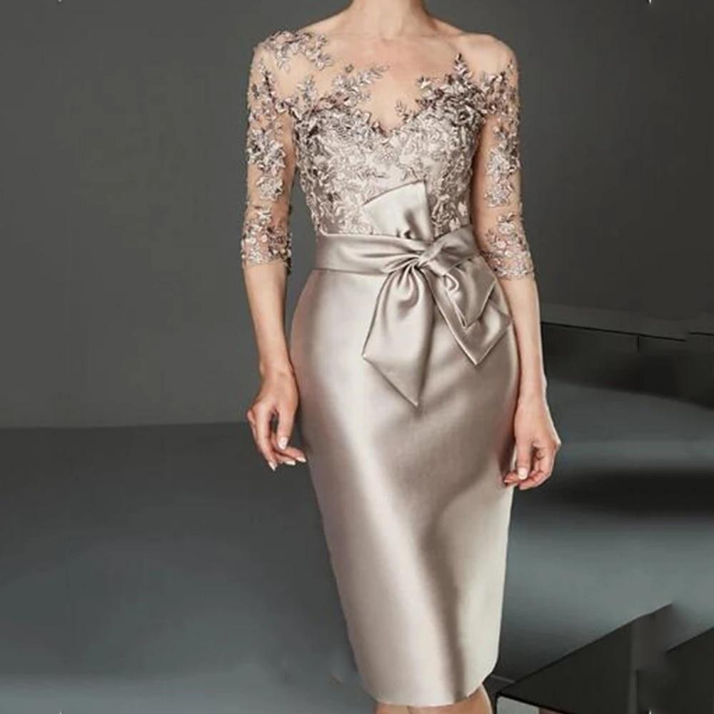 Великолепное-короткое-платье-футляр-для-матери-невесты-2021-кружевные-платья-до-колена-с-коротким-рукавом-и-вырезом-лодочкой-с-бисером-для-го