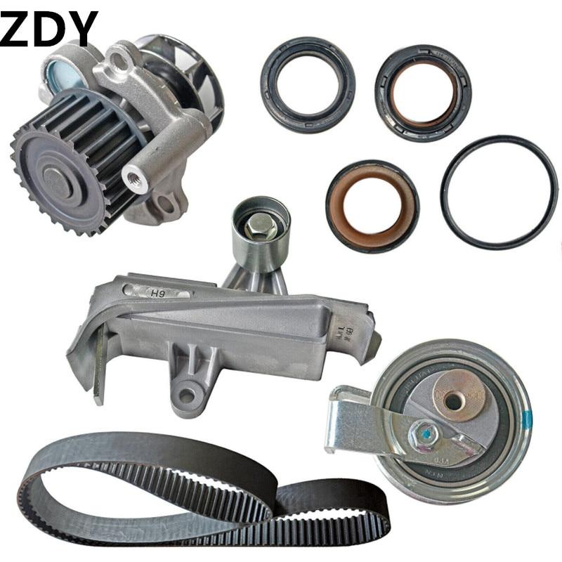06B 109 119 F 06A 121 011 H Water Pump/Roller/ Tensioner Timing Belt Kit For Audi A4 A4 Quattro Volkswagen Passat 038103085E
