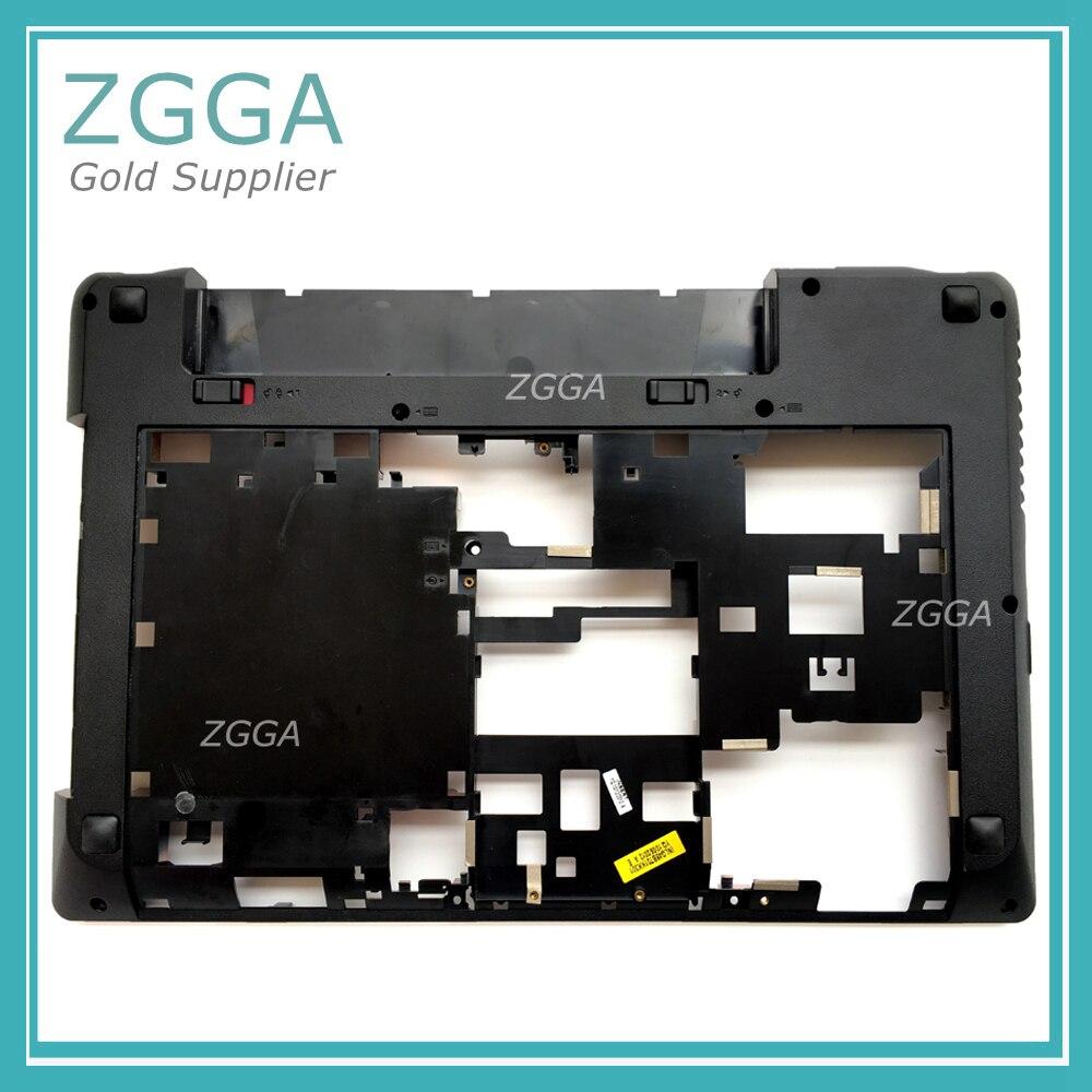 Nueva carcasa de repuesto original minúscula para Lenovo G480 Base chasis con HDMI 60.4SG02.001