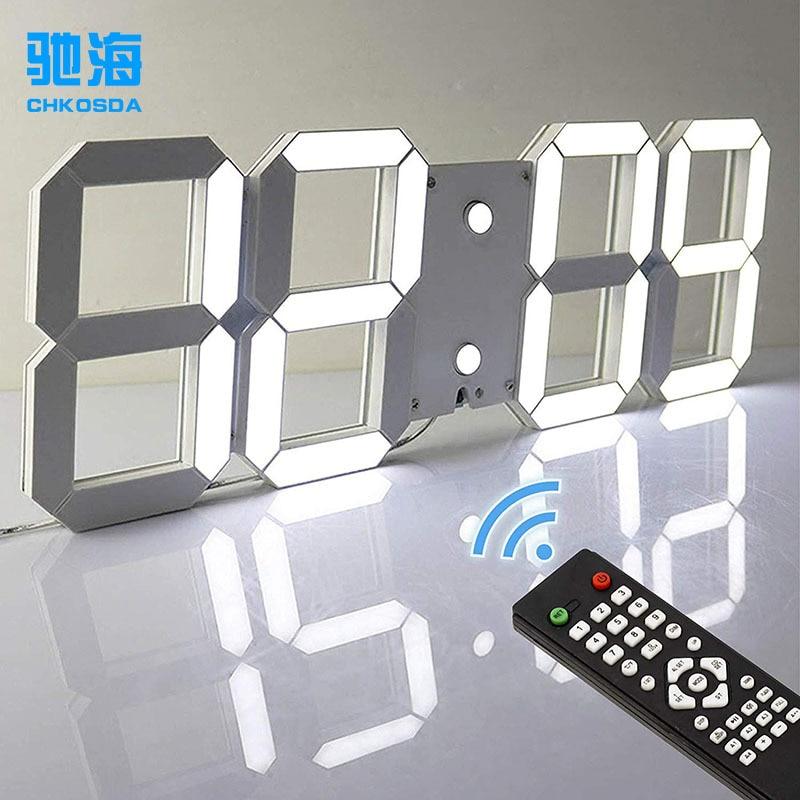 Relógio de parede relógio de quartzo reloj pared diseño moderno grandes relojes...