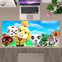 large animal crossing mousepad gaming accessories mouse pad gamer tapis de souris mausepad l tappetino mouse alfombrilla raton