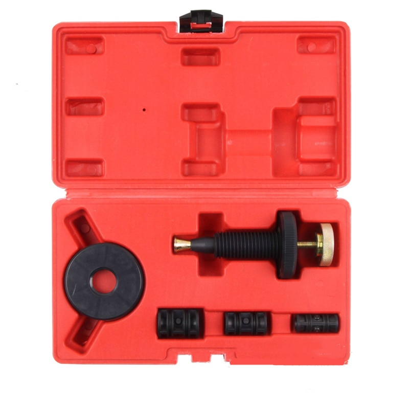 5 pçs kit de ferramentas de alinhamento embreagem universal volante piloto buraco & embreagem unidade placa alinhamento componentes profissionais