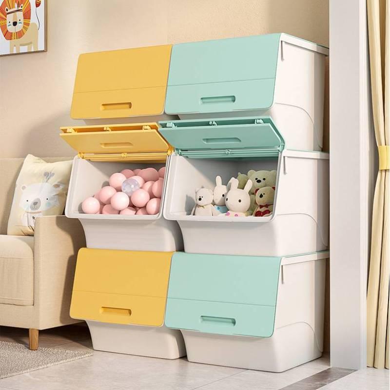 пластиковый комод Home Extra Thick Multi-storey Storage Cabinet Drawer Plastic Child