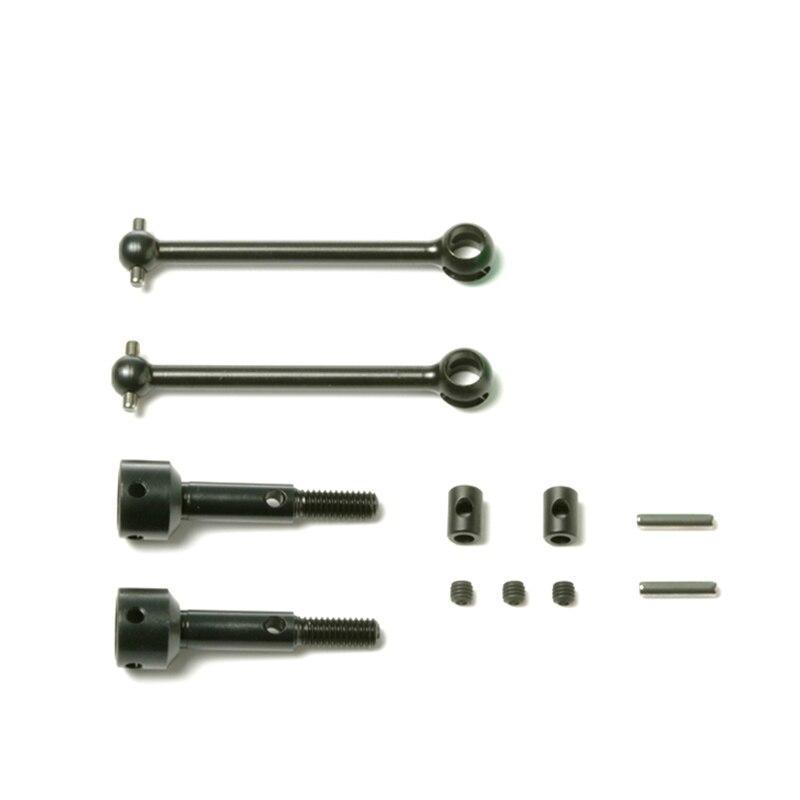 Metal Universal Swing Shaft CVD 53792 for 1/10 RC Car Tamiya TT-01 TT01 TT-02 TT02 TA04 Upgrade Parts(39MM) enlarge