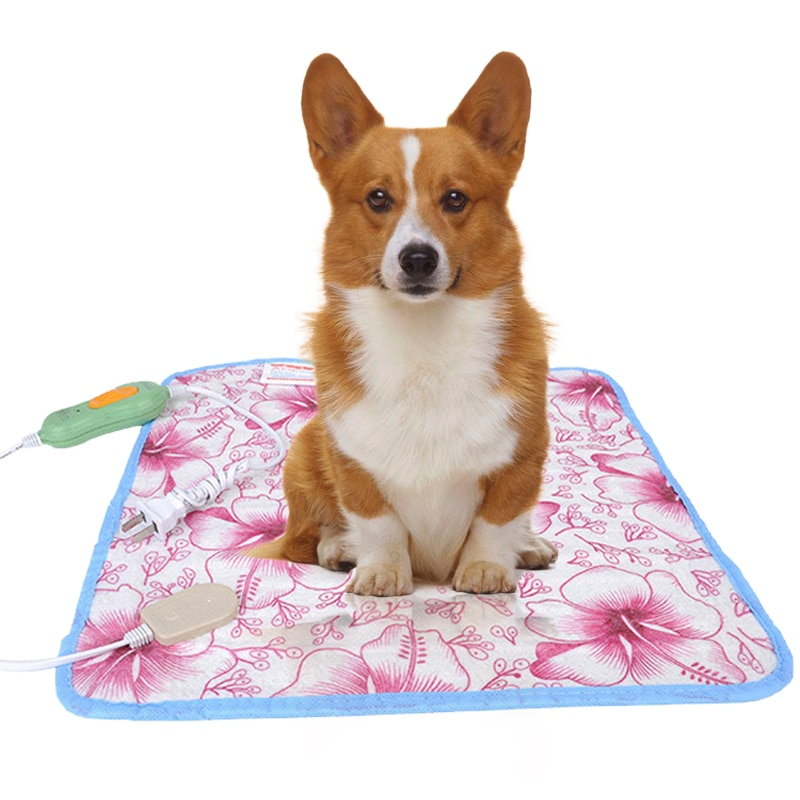waterproof electric heating pad heater warmer mat blanket for pet Pet Heating Pad  for Dog Cat Bed Body Winter Warmer Carpet Pet Electric Heating Mat Heated Blanket Electric Heater