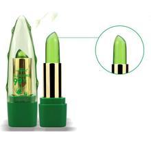99% Aloe vera gel rouge à lèvres brillant couleur changeante hydratant Anti-dessalement dessalement grain fin lèvres Blam soin TSLM1