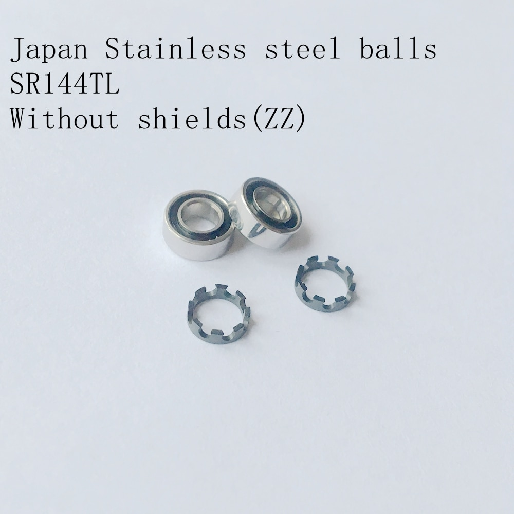 10pcs-high-speed-handpiece-turbine-rotor-stainless-ball-bearings-sr144tl-for-ca-dabi
