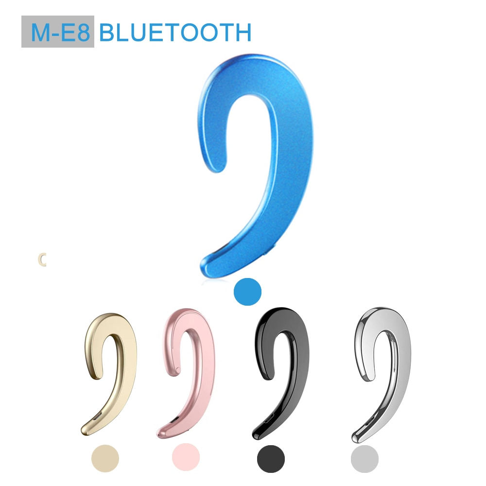 2 piezas auriculares inalámbricos Bluetooth Auriculares auriculares sin dolor auriculares Bluetooth para teléfono Xiaomi