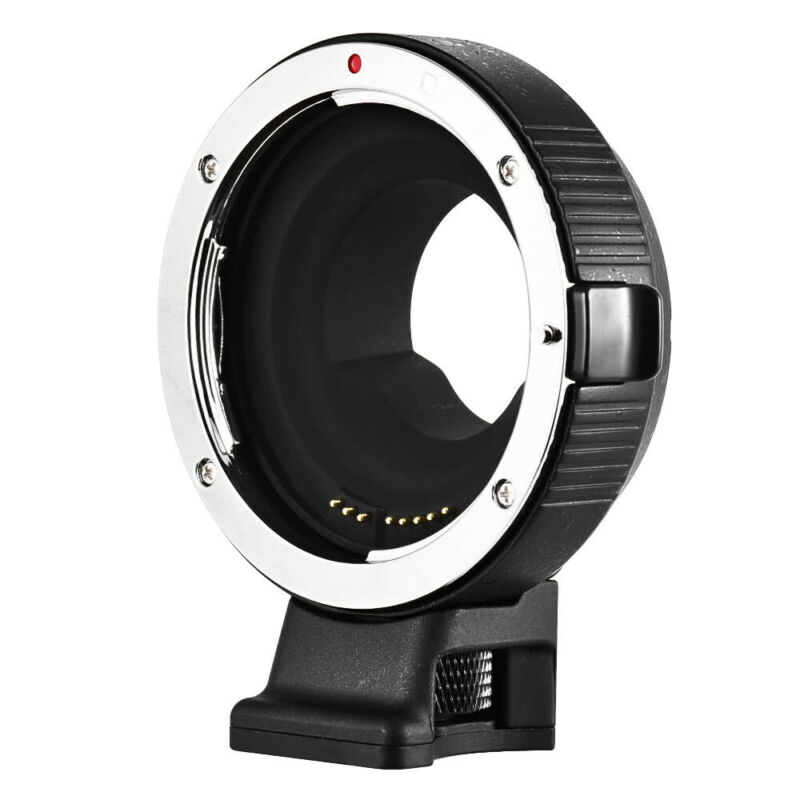 EF-M4/3 II Auto Focus AF Lens Adapter For Canon EF EF-S to M4/3 Camera for Canon EF EF-S Lens to Camera M4/3 Mount GH5 GH4 GX85