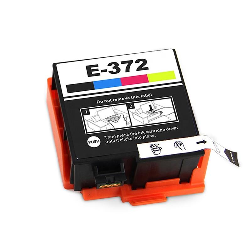 Cartucho de tinta einkshop T372 T3720 para impresora Epson E-372 PictureMate PM520 PM-520 T3720