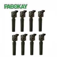 for ford thunderbird lincoln v8 set of 8 direct ignition coils denso 673 6004 2w4z12029b xr8027823 xr827823e