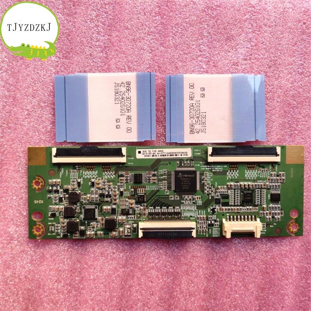 Teste para Samsung T-con Lvds Placa Un32j5205af Un32m5300af T32e390sx Boe 32 Fhd 60 hz Bom 47-6021043 Hv320fhb-n10 Hv480fh2-600