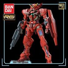 BANDAI PB RG 1/144 GNY-001F2 Gundam Astraea Typ F2 Modell Kinder Montiert Roboter Anime Action Figure Spielzeug