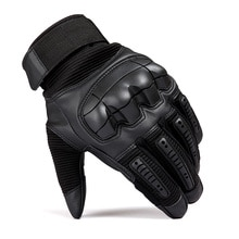 Tactical Gloves Military Men Hard Knuckle Army Paintball Airsoft Shoot Combat AntiSkid Motorcycle Gl