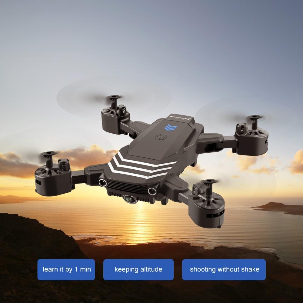 كوادكوبتر RC ، مزود بكاميرا HD 4K ، تثبيت الارتفاع ، موديل LS11, درون مزوّد بواي فاي Fpv ، بطارية 1800mah زمن طويل ، ألعاب هدايا