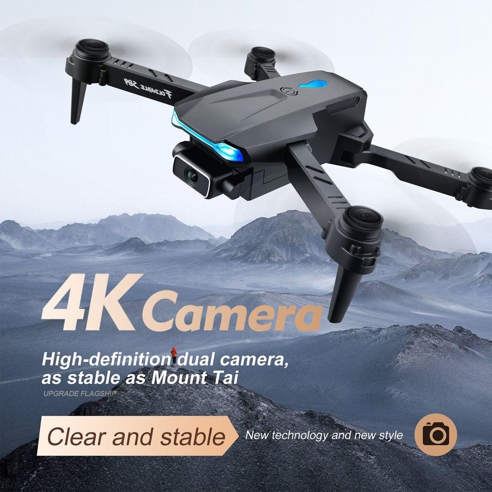 2021 novo zangao s89 4k hd camera dupla posicionamento visual dron altura preservacao rc quadcopter