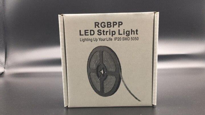 RGBPP LED قطاع