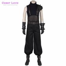 Final Fantasy 7: Remake nuage Strife Cosplay costume fête Costume Halloween Costume