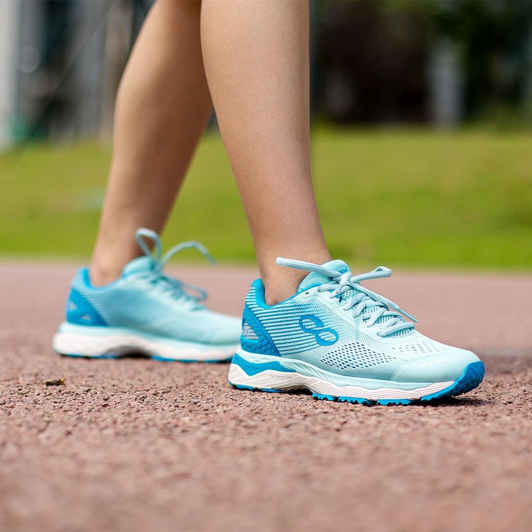 Xiaomi hombres mujeres Smart Chip deportes 21K zapatos inteligente AI Control de voz amortiguación luz transpirable mujeres zapatillas Zapatillas para correr