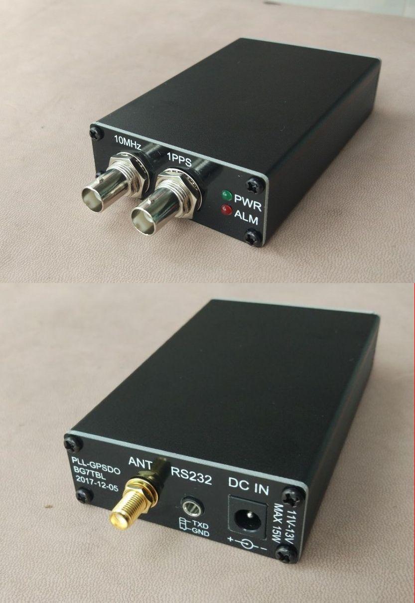 PLL-GPSDO 10 م لتحديد المواقع على مدار الساعة المنضبطة
