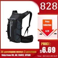 Водонепроницаемый велосипедный рюкзак, светоотражающий уличный рюкзак для велоспорта, скалолазания, кемпинга, походов, сумка для горного в...