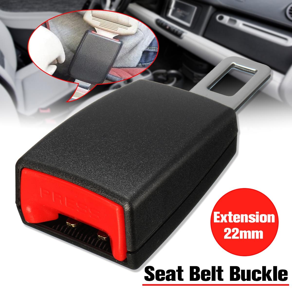 Universal clip para cinturón de seguridad de coche extensor para skoda vw t5 mercedes w204 amg opel insignia kia picanto passat b6 vw polo 6r volvo s60