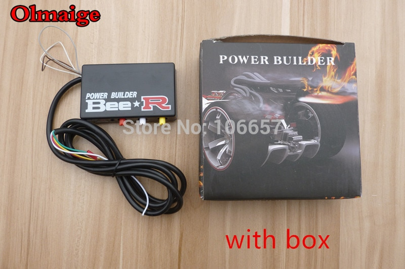 Free shipping Bee Rev Limiter racing Power Builder Flame Type B Universal Flame kits exhaust ignition Rev limiter launch control magnum programmable rev limiter ignition controller nipponia miro 130i