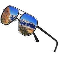 gradient polarized sunglasses mens fashionable anti glare driving shades women luxury brand designer uv400