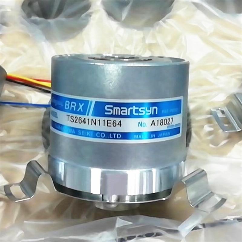 Smartsyn-codeur rotatif   Tout nouveau, TS2641N11E64 ORIGINAL, BRX Smartsyn, Resolver