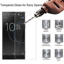 9H HD Tempered Glass for Sony Xperia X Performance Toughed Glass for Sony XA Ultra XA3 Screen Glass on Xperia XA1 Plus XA2 Ultra