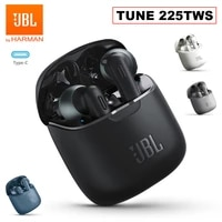 official original jbl t225tws wireless bluetooth earphones tune 225tws stereo earbuds bass sound jbl headphones headset with mic