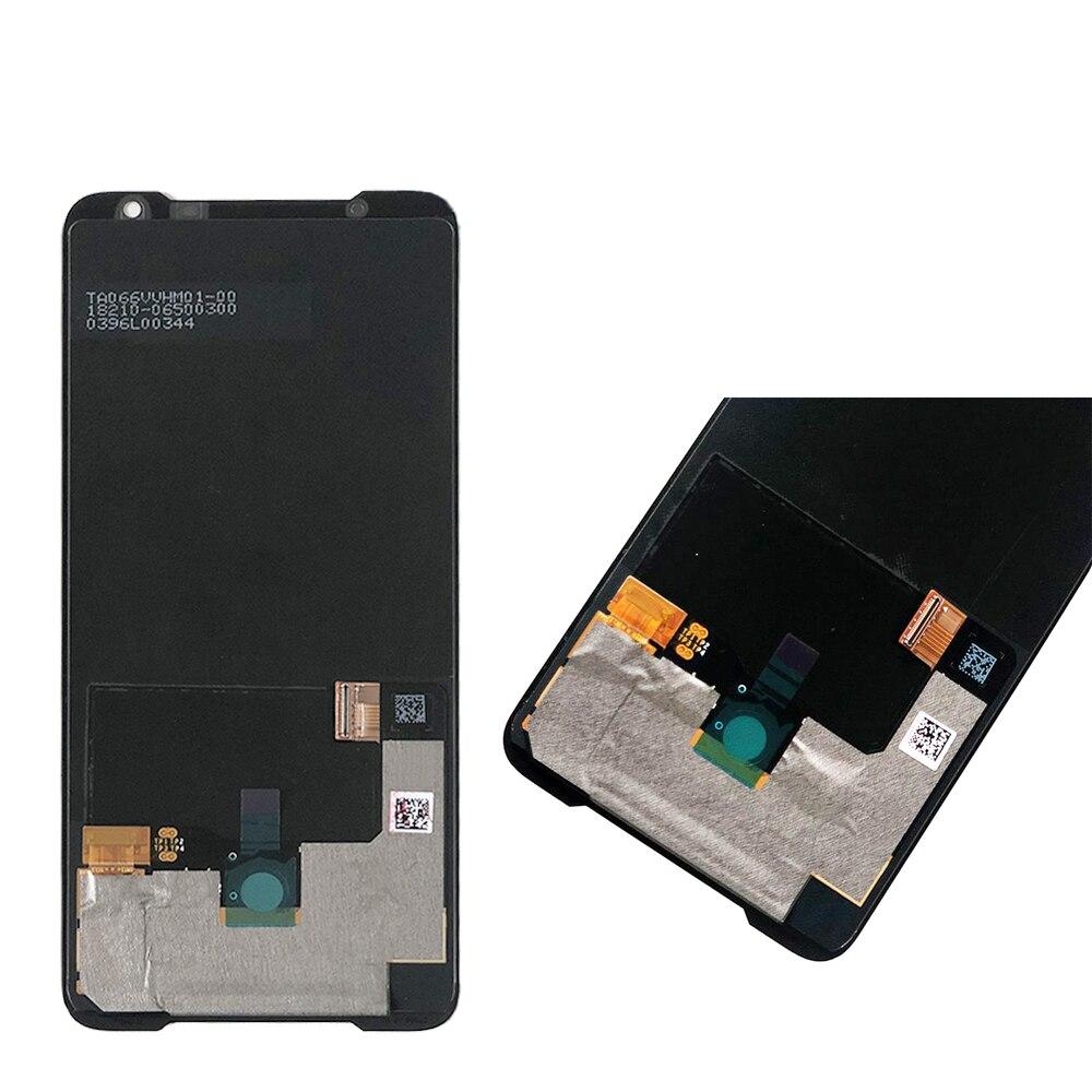 Original For ASUS ROG Phone 2 Phone2 PhoneⅡ ZS660KL AMOLED 6.59