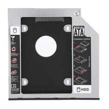 Alliage daluminium accessoire dordinateur léger de support dentraînement détat épaissi pour le support dentraînement détat de SSD de 9.5 MM