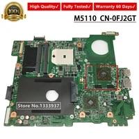 CN-0FJ2GT 0FJ2GT FJ2GT MAIN BOARD Fur Dell M5110 5110 Laptop motherboard 554IE0140 1 55 4 DH 01 401