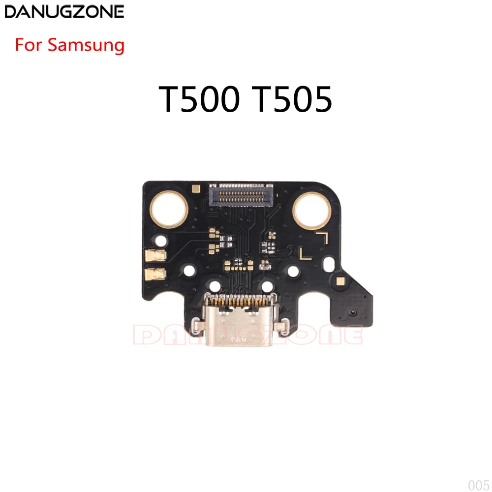 USB Charging Dock Port Socket Jack Plug Connector Charge Board Flex Cable For Samsung Galaxy Tab A7